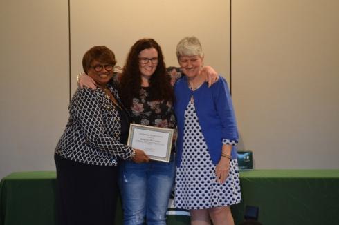 2019 Outstanding Student, Sabrina Malatesta